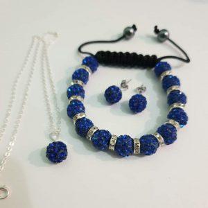 Komplet biżuterii KB15